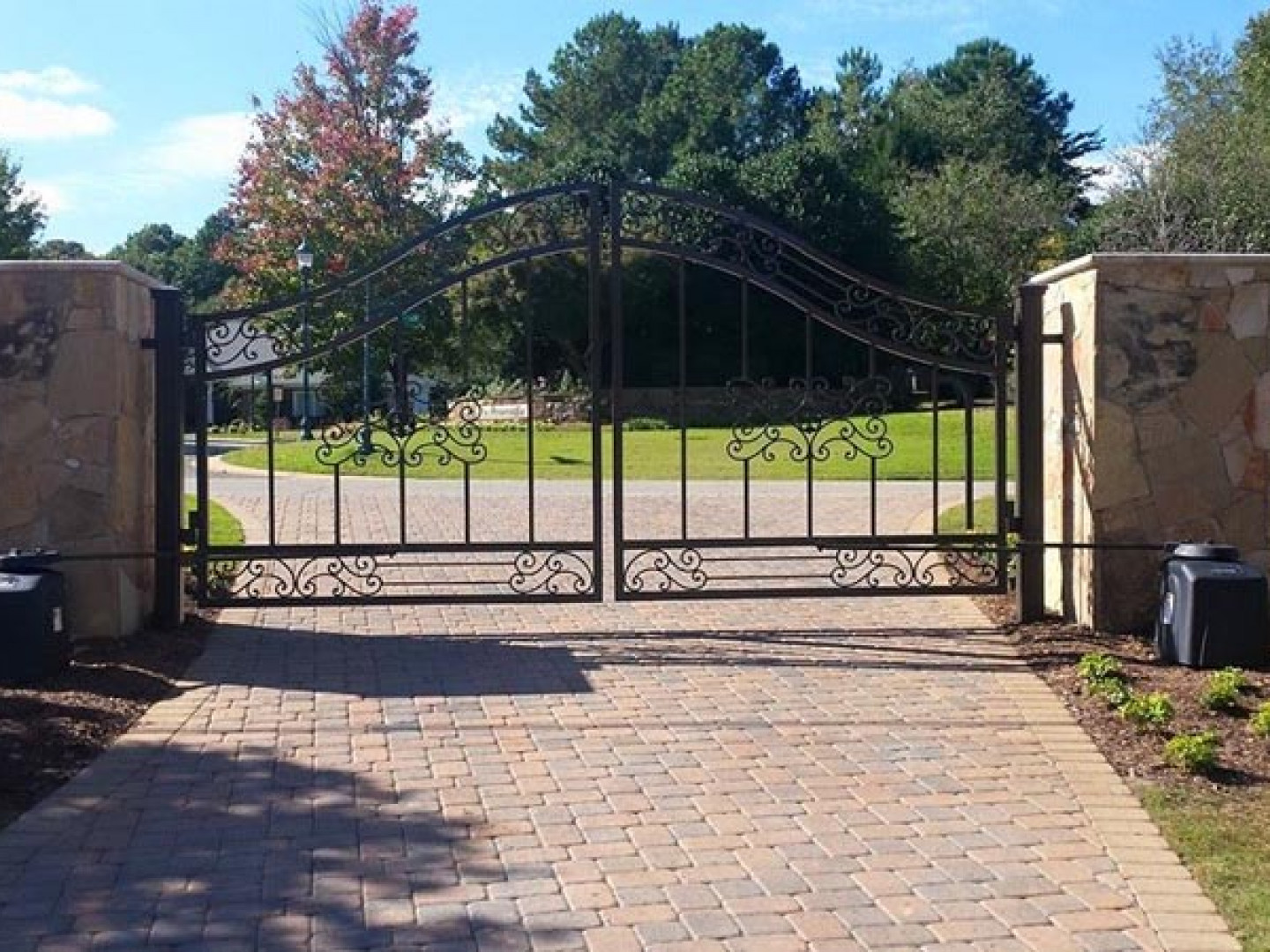 Automated Gate Installation